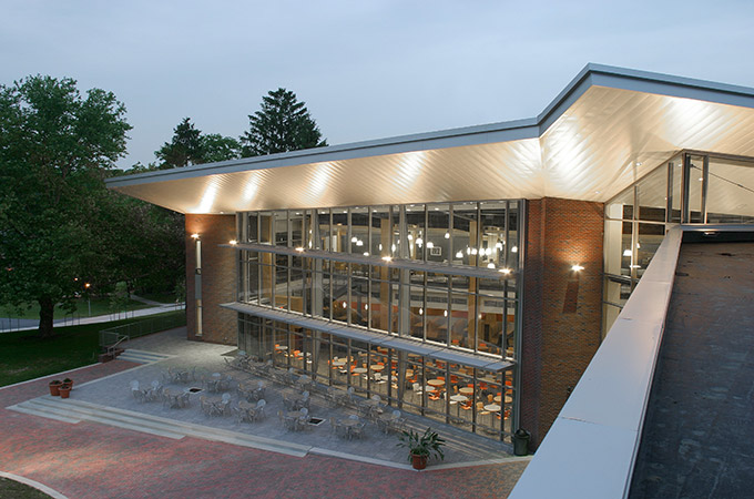 Messiah College Student Union Building