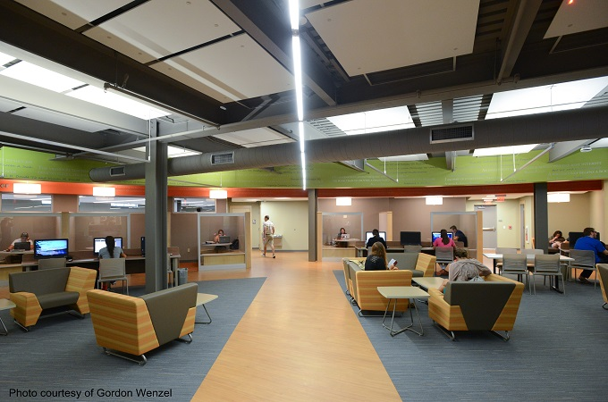 Blough – Weis Library