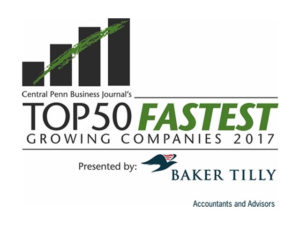 Top 50 Fastest Growing Companies in PA