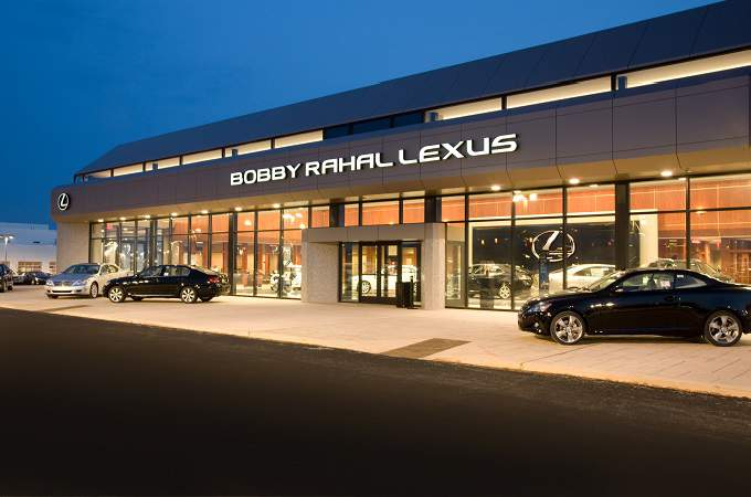 Bobby Rahal Lexus