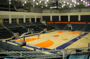 Bucknell University Recreational Athletic Center