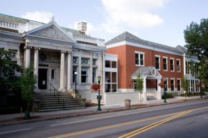 Carlisle Bosler Library Additions