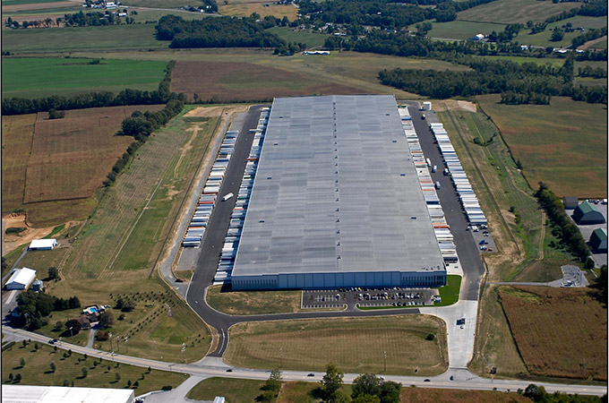 Georgia Pacific Distribution Center