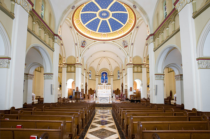 Mt St. Mary Chapel of the Immaculate Conception