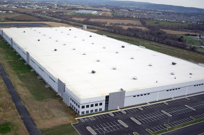 Prologis Park 33 Building 2 BMW Distribution Center