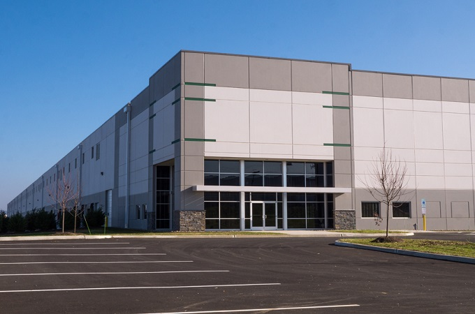 Lehigh Valley Crossing Distribution Center Building 1 – Lot A