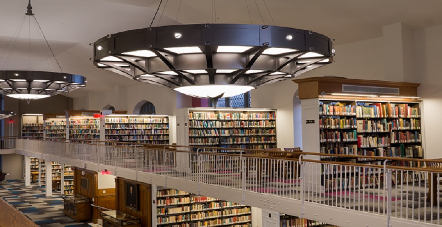 Library Design and Construction Trends: Project Round-Up