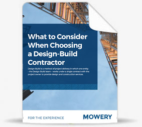 What to consider when choosing a design-build company