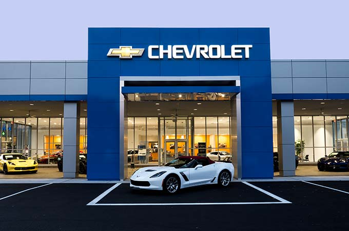 Thornton Chevrolet New Sales and Service Center