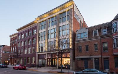 Pullman Apartments Bring Urban Revitalization to York
