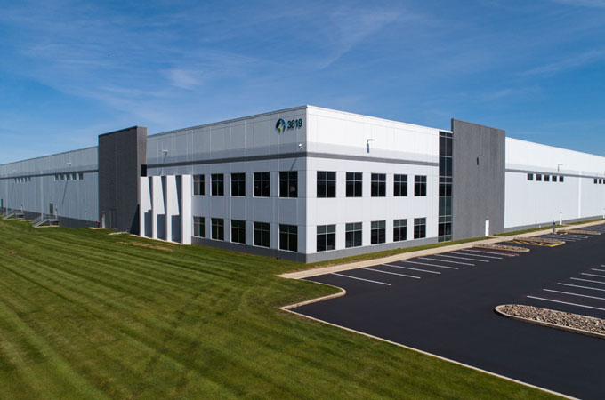Prologis Park 33 BMW – Addition