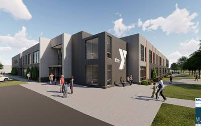 Mowery begins two-year renovation at Carlisle Family YMCA
