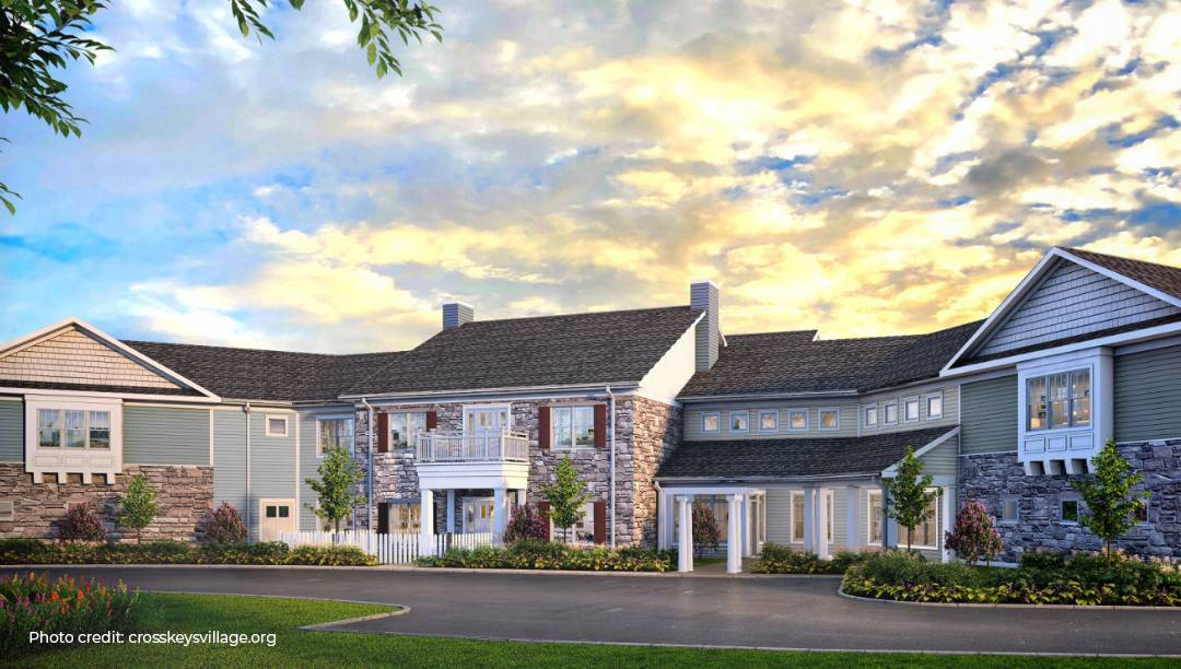 Featured Project: Cross Keys Village