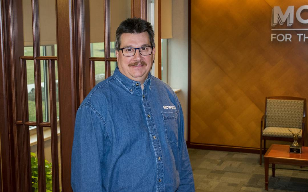 Employee Spotlight: Randy Patterson