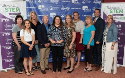 Michele Appleby Honored with the Whitaker Center's Women of Impact STEM Award