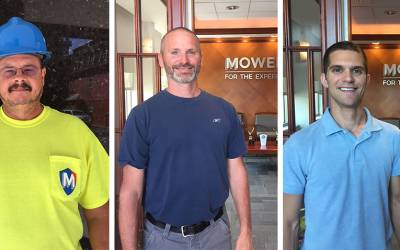 Mowery Announces Three New Employees