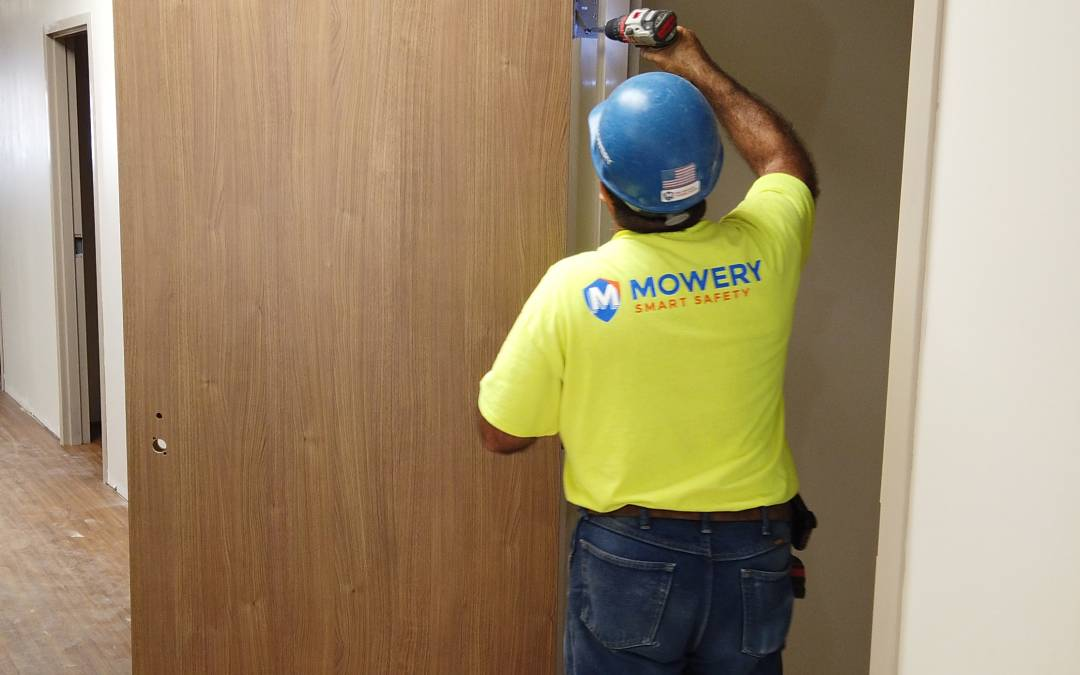 Mowery Receives 'Platinum STEP Safety Award' from Associated Builders and Contractors