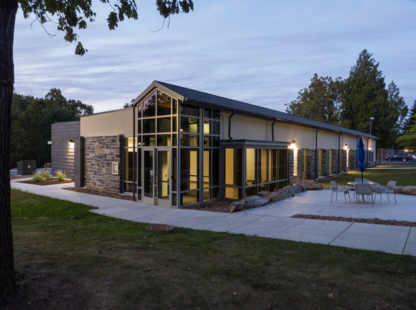 Featured Project: Wilson College Veterinary Education Center