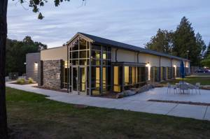 Wilson College - Veterinary Education Center