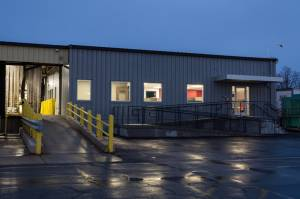 SAIA Trucking Terminal Office Renovation