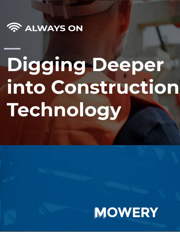 digging deeper into construction tech white paper cover
