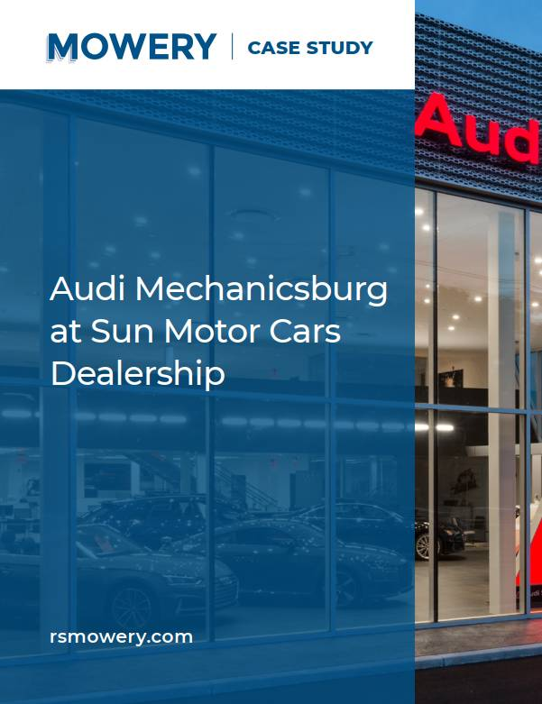 Audi Mechanicsburg Case Study Cover